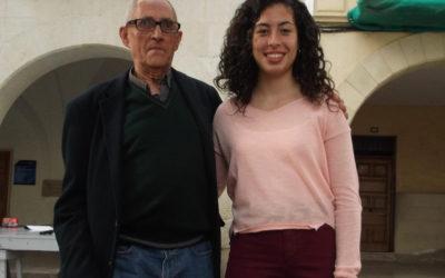"""José Adsuar y Elena Martínez ganadores del I Certamen literario """"Raval d'Elx"""""""