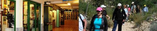 Senderismo: Por la ruta del agua al Museo de Pusol – Domingo, 21