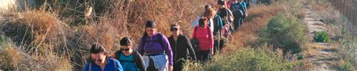 Senderismo: A la cola del Pantano – Domingo, 25