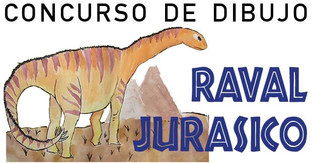 Concurs de Dibuix – RAVAL JURÀSIC