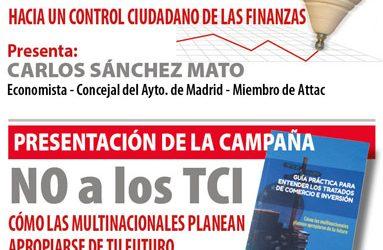 Campaña contra los Tratados de Comercio e Inversión