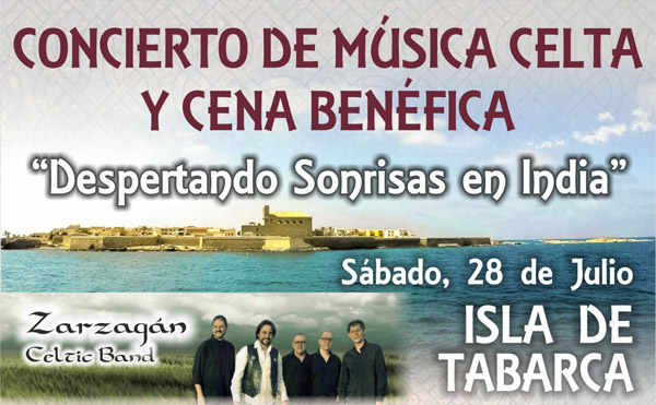 Despertando Sonrisas en la India – Concierto Solidario