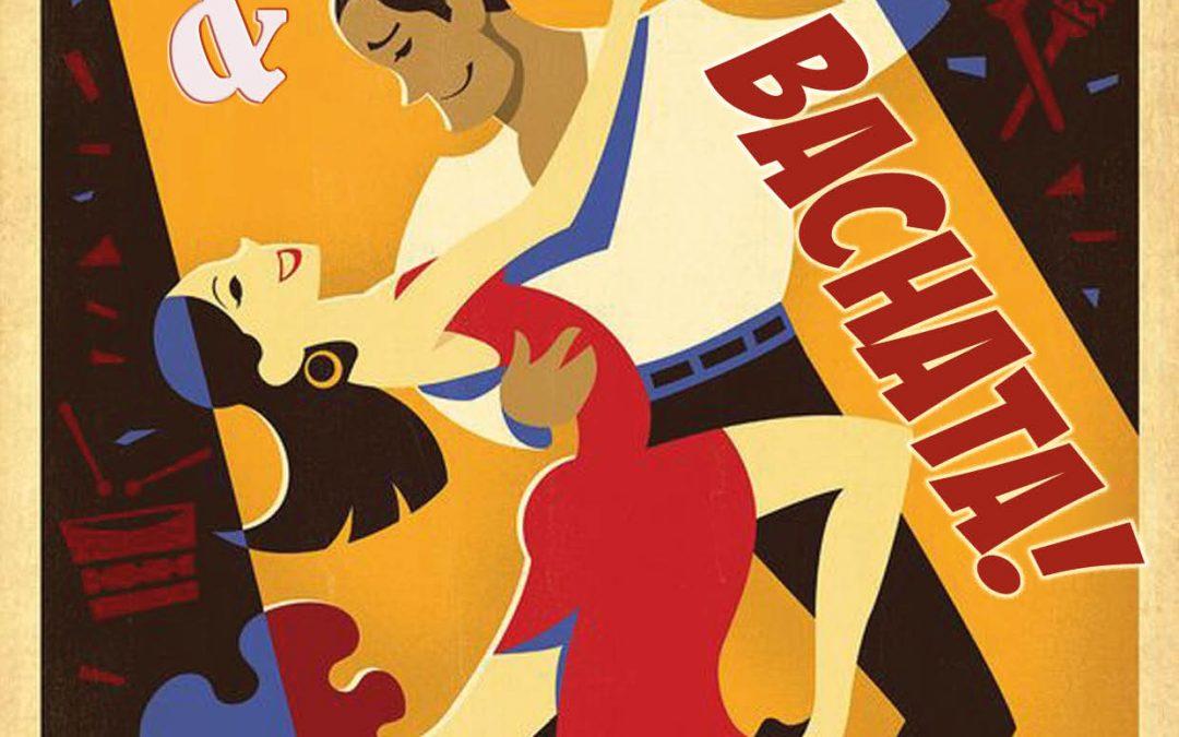 SALSA & BACHATA a la Plaça del Raval el divendres, 16