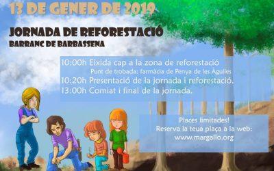 Jornada de Reforestació – Barranc de Barbassena
