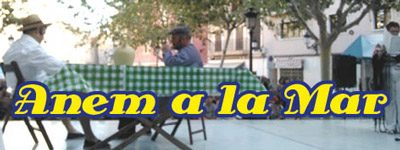 Sainet: ANEM A LA MAR
