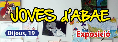 EXPO: JOVES d'ABAE