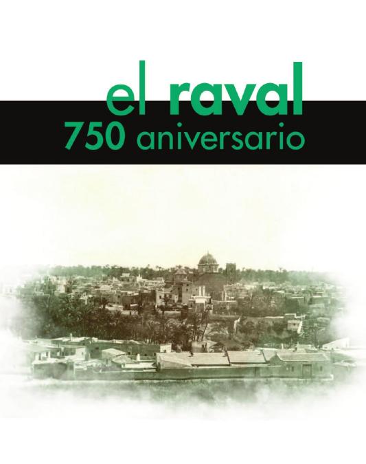 el Raval 750 aniversario – La revista