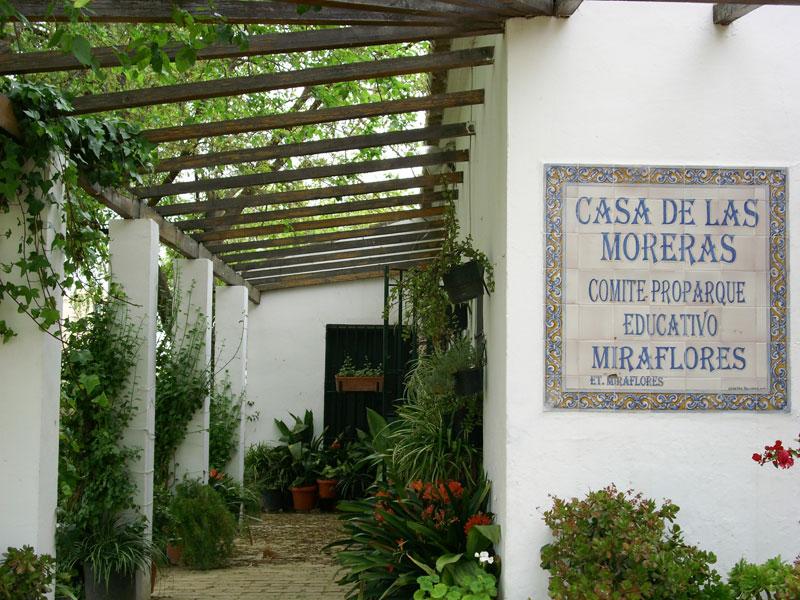 Escuela Agrícola Urbana Huerto Las Moreras