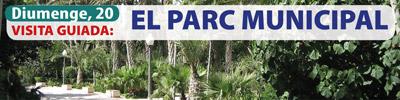 Ruta Botànica al Parc Municipal – 12 Maig