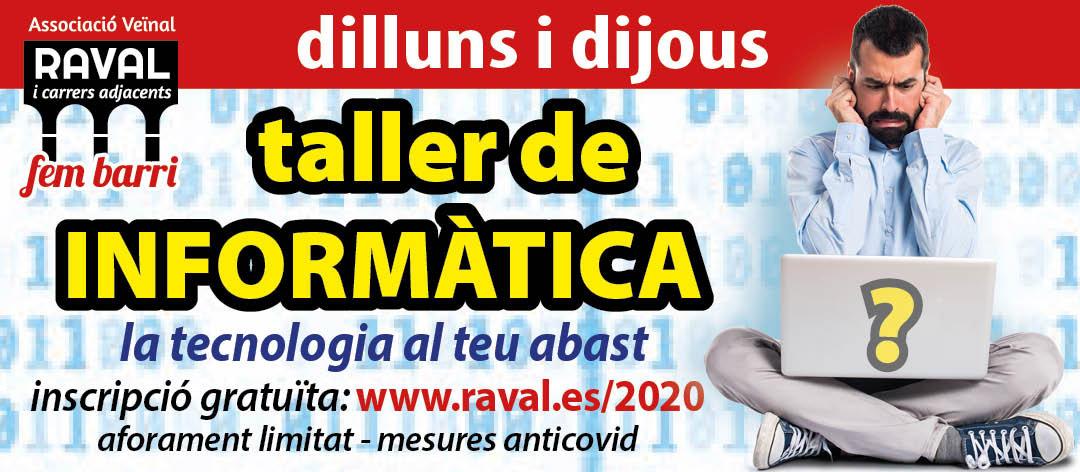 Taller de Informàtica 2020