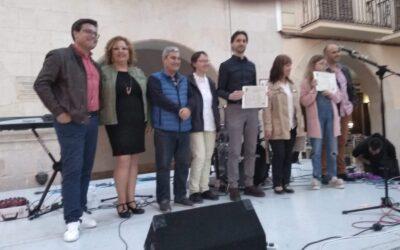 Adrián E. Belmonte y Sofía Marimón premiados