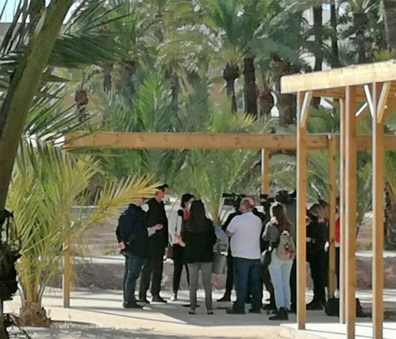 Inauguració de l'HORT DE FELIP