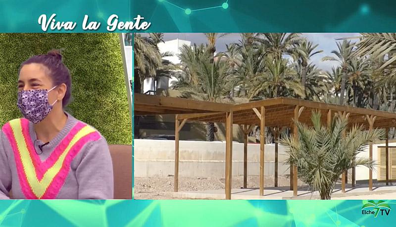 Entrevista a Begoña en Elche7TV – Hort de Felip