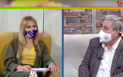 Entrevista a Joaquín en Día a Día – IV Certamen de Relats Curts