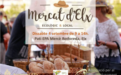 Mercat Ecològic d'Elx