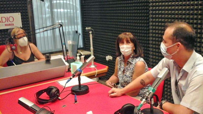 Luis Pueyo y Lola Obrero ganadores del IV Certamen literario «Raval d'Elx»
